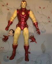 Iron Man Marvel Legends 2 Pack