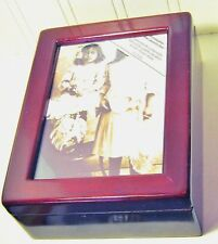 Willitts Musical Jewelry Box Personalize With Your Own Photo