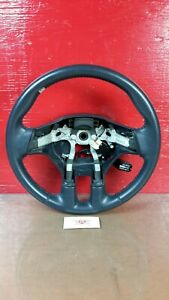 2006-2012 Mitsubishi Eclipse Steering Wheel Black OEM