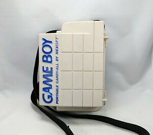 Original Game Boy Portable Hard Carry-All by Nexoft System Games Carrying Case
