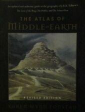 Atlas of Middle-Earth: By Fonstad, Karen Wynn REVISED EDITION 1991