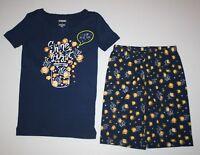 NEW Gymboree Firefly Glow In Dark Gymmies Shorts PJs 3 4 6 7 8 10 Summer Shortie