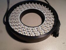 1Pc Keyence Programming Ca-Drw10f Max 5mm White Ring Flat Light 100-50 LED Light