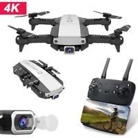 2019 2.4G 4K Foldable RC Drone HD Camera Selfie WIFI FPV Follow Me Quadcopter