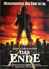 John Carpenter Das Ende Anschlag bei Nacht Filmposter A1 Assault on Precinct 13