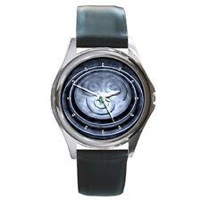 Avatar The Last Air Bender air shinobi crest ultimate leather wrist watch