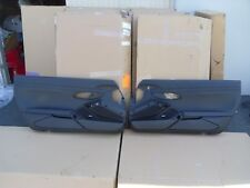 2012-16 Porsche Boxster Cayman 911 Carrera Interior Door Panels Pair RH LH OEM