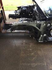 Front Left Radiator Support Rail Frame Horn Structure Cut Jaguar XF 2009-11