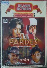 PARDES  - ORIGINAL  BOLLYWOOD DVD - SHAHRUKH KHAN.