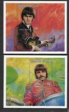 The Beatles - (6) Different MNH Souvenir sheets (1996 Chad Issues)