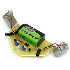KitsUSA K-7049 The Drone Light Tracker Robot Kit-soldering required- Ages 13+