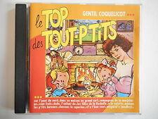 LE TOP DES TOUT-P'TITS : GENTIL COQUELICOT || CD ALBUM PORT GRATUIT