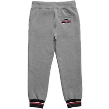 FENDI BABY GREY MONSTER TRACKSUIT TROUSERS 9 MONTHS