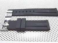 20mm quality rubber watch band fits VINTAGE DIVE SWISS WATCHES