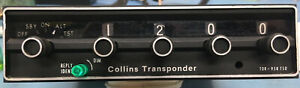 Collins TDR-950 TSO, Yellow Tag, free shipping