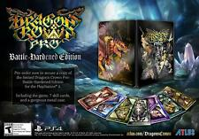 Dragon's Crown Pro Battle Hardened Edition (Playstation 4/ PS4) Includes Skill..