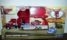 CARS - ROAD TRIPPIN' MACK HAULER - CAMION SAETTA Mattel Disney Pixar