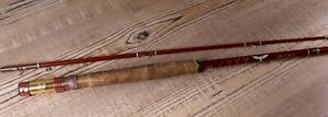 Fenwick FF90 9ft 4 3/4 OZ. Fly Rod 2 Piece Feralite AFTMA Fly Line 7-8 Excellent