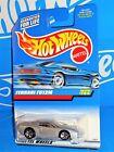 Hot Wheels 1998 Mainline Release #784 Ferrari 512M Silver w/ 5SPs