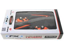 For KTM 1290 SUPERDUKE R BRAKE CLUTCH ORANGE W/H LOGO FOLDING LEVERS RACE