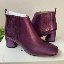 Marc Jacobs Rocket Chelsea Boot Women's Boots 37EU 7US Lavender M9002201 $395
