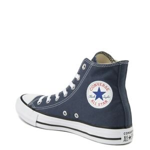 NEW Converse Chuck Taylor All Star High Sneaker Navy MENS