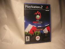 Playstation 2 UEFA Euro 2008 PS2
