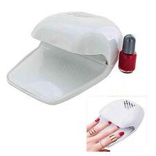 Manicure Drying Machine Portable Nail Polish Dryer Beauty Nail Personal Pedicure