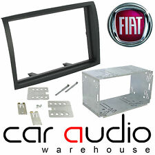 Fiat Sedici 2006-14 Car Stereo Radio Double DIN Facia Fascia Cage Kit CT23FT06A