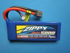 ZIPPY 5000mAh 2S 7.4V 40C 50C LIPO BATTERY TRX TRAXXAS BOAT CAR TRUCK BUGGY RC