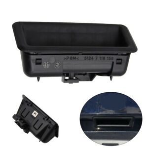 Boot Tailgate Handle Trunk Handle Release Switch 51247118158 for BMW E60 E90 E91