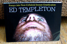 SIGNED Ed Templeton Forays Into Non Celluloid Instant Gratification Limited 240