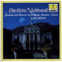 Mozart Eine kleine Nachtmusik-Serenaden und Konzerte (1971-1980, DG/Favor.. [CD]