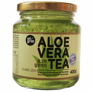 ALL GROO KOREAN ALOE VERA TEA