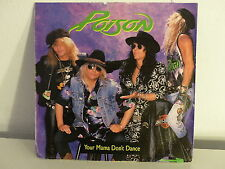 POISON Your mama don't dance CL523