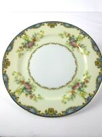 "Meito Bone China Hudson Salad Plate 7 3/4"" Made In Japan"