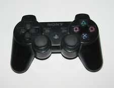 PS3 dual shock / sixaxis black wireless controller