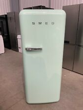 Smeg Right Hand Hinge FAB28RPG5 Fridge - Pastel Green - D Rated #LF23892