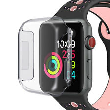 Delgado Fundas Protectores pantalla Case Cover Para Apple Watch Series 4 (40mm)