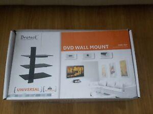 3 Shelf DVD Wall Mount DVD 213 Brateck