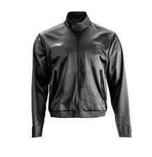 Porsche Design light nylon chaqueta señores Jet Black negro Gr. 50 nuevo