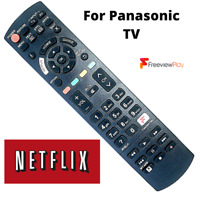 New Replacement TV Remote Control for Panasonic N2QAYB001212