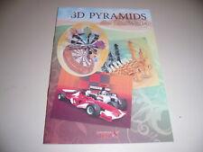 3d Buch,Men, Pyramids, TBZ, A5, zum Ausschneiden Neu,3 d, #18