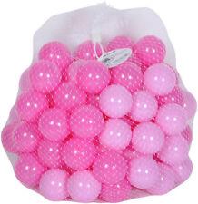 Knorrtoys 100 Spielbälle im Netz Rosa weiche Bälle Bällebad Ball Kinder Mädchen