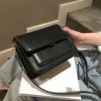 Women's Shoulder Bags Leather Purses Flap Handbags Travel Luxury Crossbody Bags