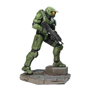 "Halo Infinite Master Chief 11"" Inch PVC Vinyl Statue NEW"