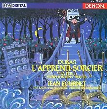 Unknown Artist Peri  Symphony in C  Apprenti Sorcier CD