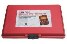 Bergen ber6106 17pc Aluminio cojinete de rueda de carrera & Seal Bush Driver Set Kit De Herramientas