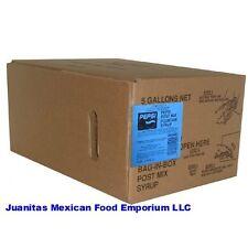 Pepsi Soda Syrup Concentrate - 5 Gallon Bag in a Box
