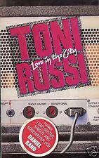 TONI ROSSI Love In the City DANIEL BAND tape NEW